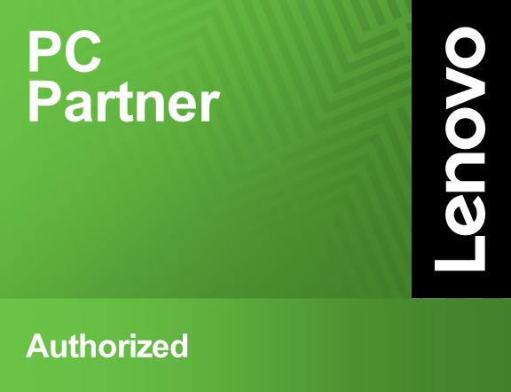 Lenovo Authorized PC Partner Emblem